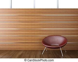 interior design wood wall