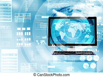 Internet data processing