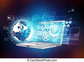 Internet Data Science