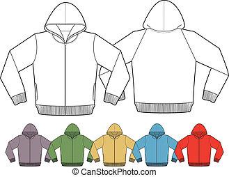 jacket template