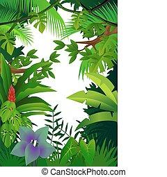 Jungle background