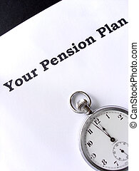 Two minutes to midnight for your pension plan