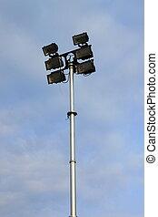 Little stadium lights