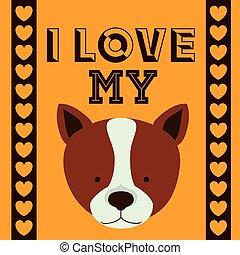 Love pet design