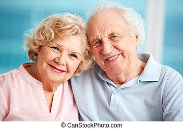 Lovely seniors