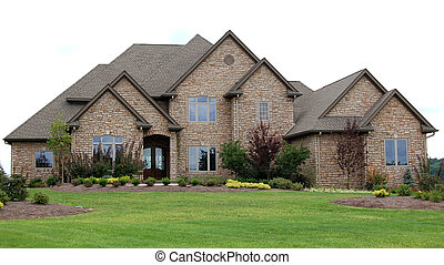 Luxury home in the country