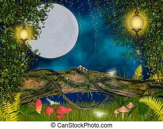 magical night