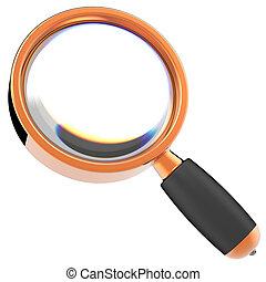 Magnifying glass (Hi-Res)