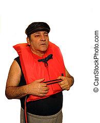 Man Life Vest