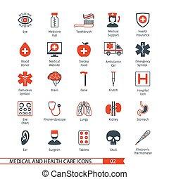 Medical Icons Set 02