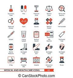 Medical Icons Set 03