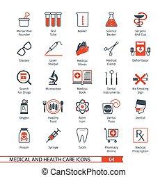 Medical Icons Set 04
