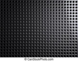3d background metal grid texture