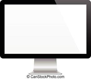Modern Computer Monitor