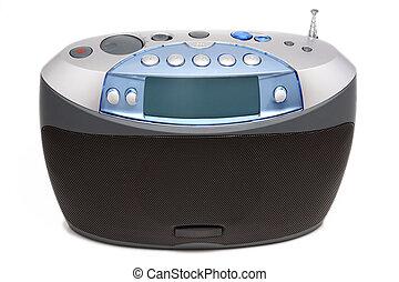 Modern digital radio