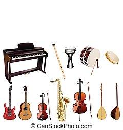 Music instuments