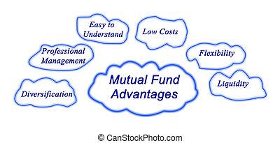 Mutual Fund Advantages