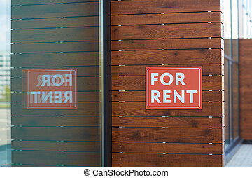 New building for rent