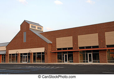 New Commercial Building Space