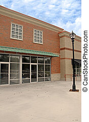 New Commercial Building