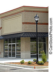 New Commercial Office-Retail Space