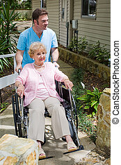 Nursing Home - New Arrival
