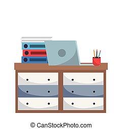 office furniture cartoon