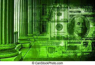 Online Banking Concept Background as a Abstract
