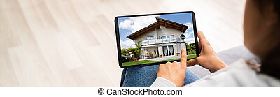 Online Real Estate Home Search