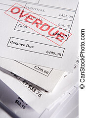 Overdue Bills