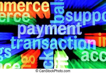 Payment transaction