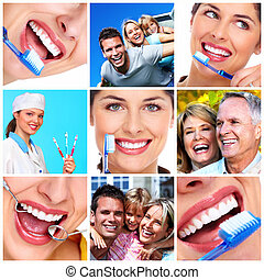 Dental health.