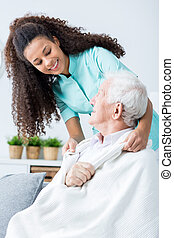 Perfect care in nursing home