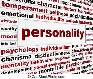 Personality social interaction
