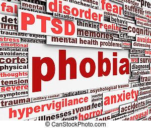 Phobia message conceptual design