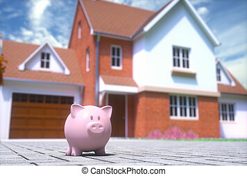Piggy Bank Home Finance
