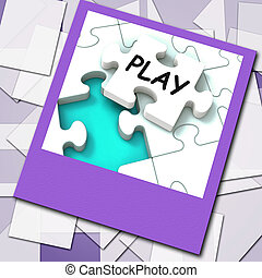 Play Photo Shows Recreation And Games On Internet