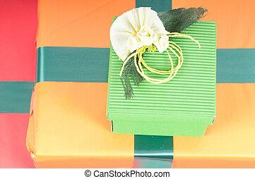 Present boxes