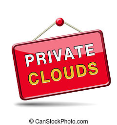 private clouds