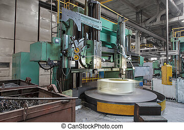 cutting machine-tool
