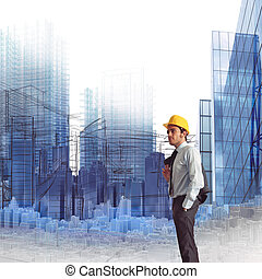 Project of construction