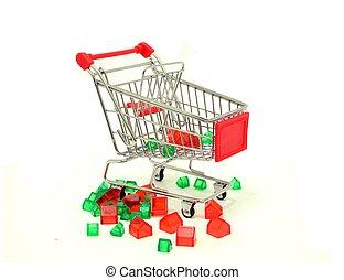 Property Shopping Cart