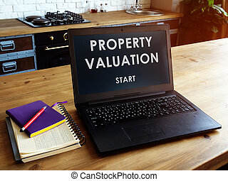 Property valuation to find out the worth of the house.