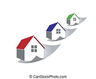 Raising home prices