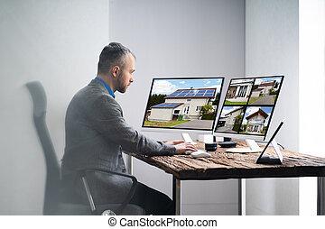 Real Estate Home Photos