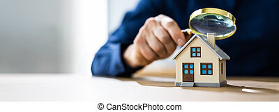 Real Estate House Appraisal And Inspection