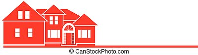 Red House Logo Template