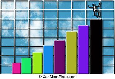 Image depicting financial success