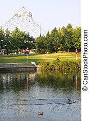 Riverfront Park Pavilion