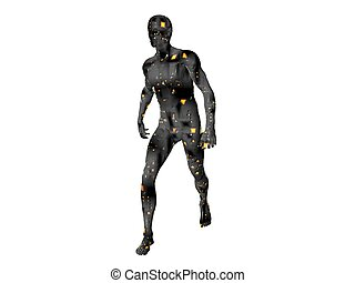 Robot Android